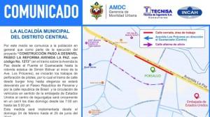 Alcaldía Tegucigalpa