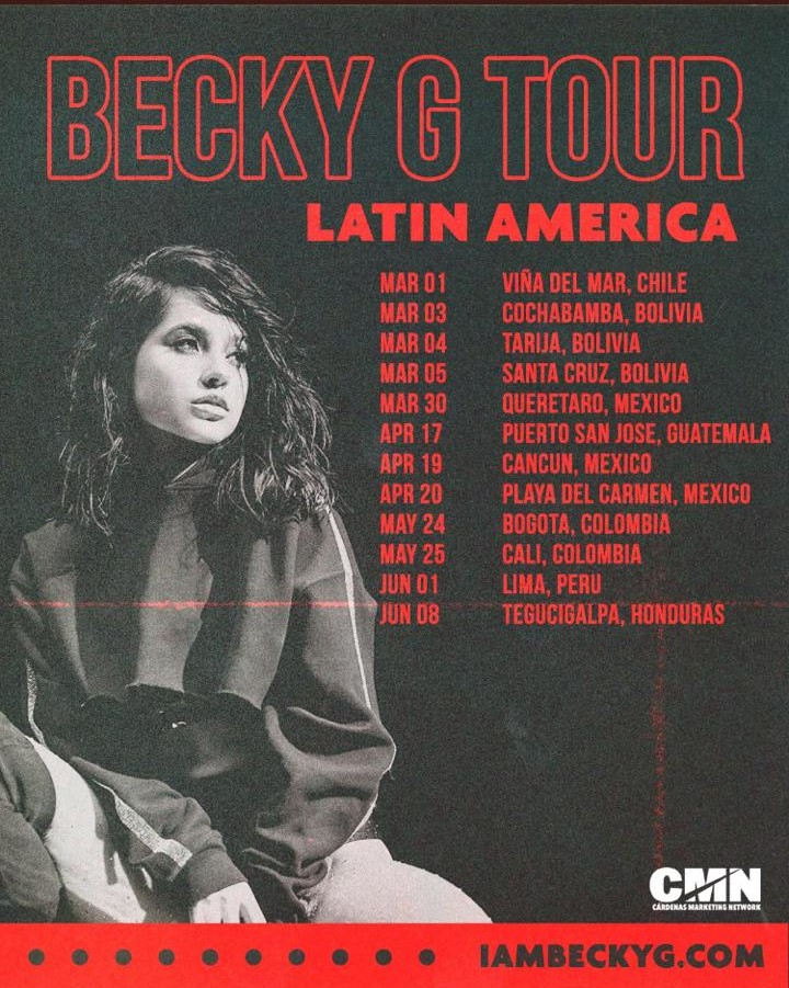 Fuente: Becky G on Twitter