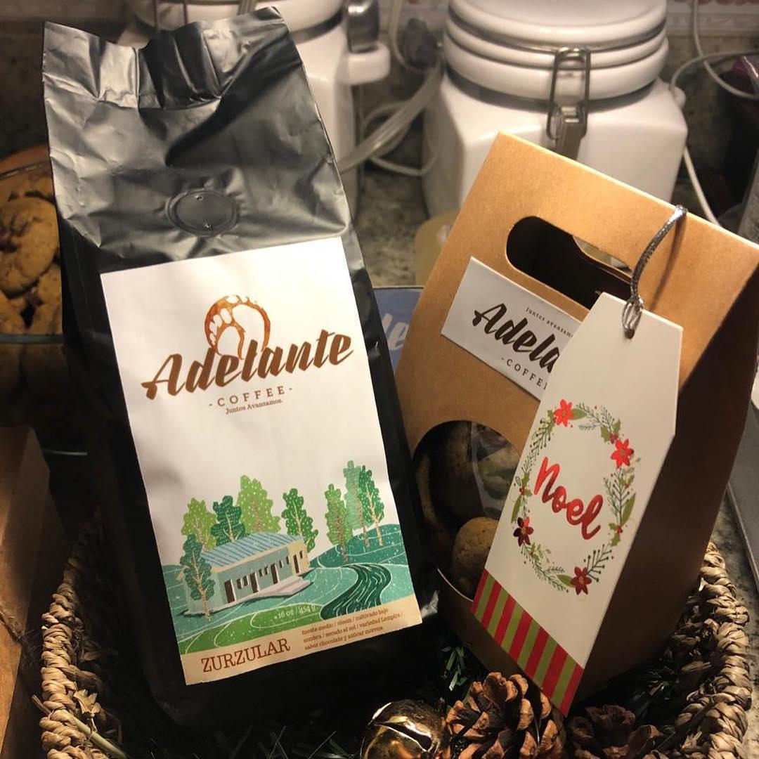 Fuente: Adelante Coffee