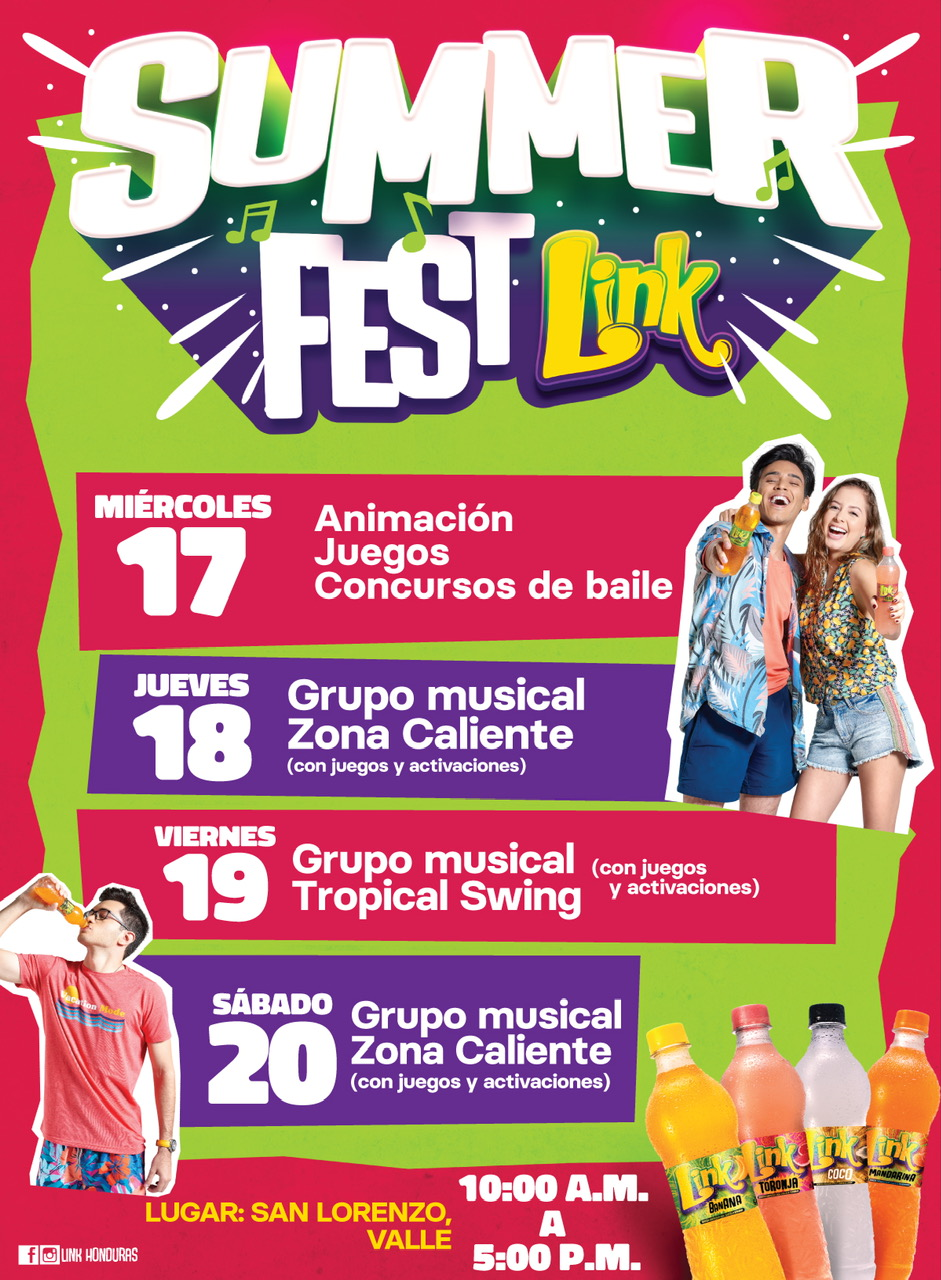 Summer Fest Link