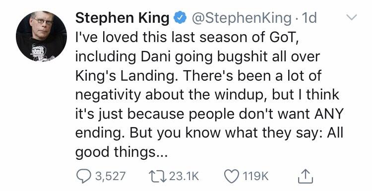 Fuente: Stephen King