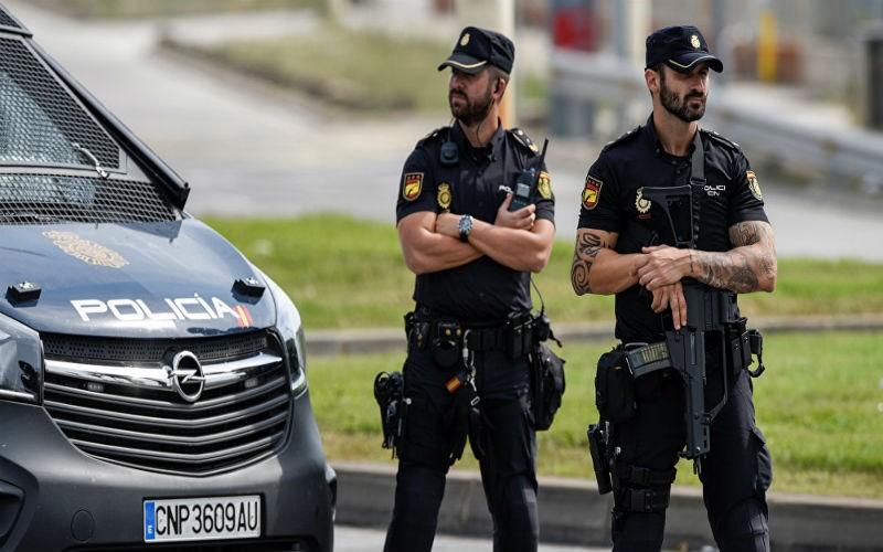 Fuente: Policia de Espana