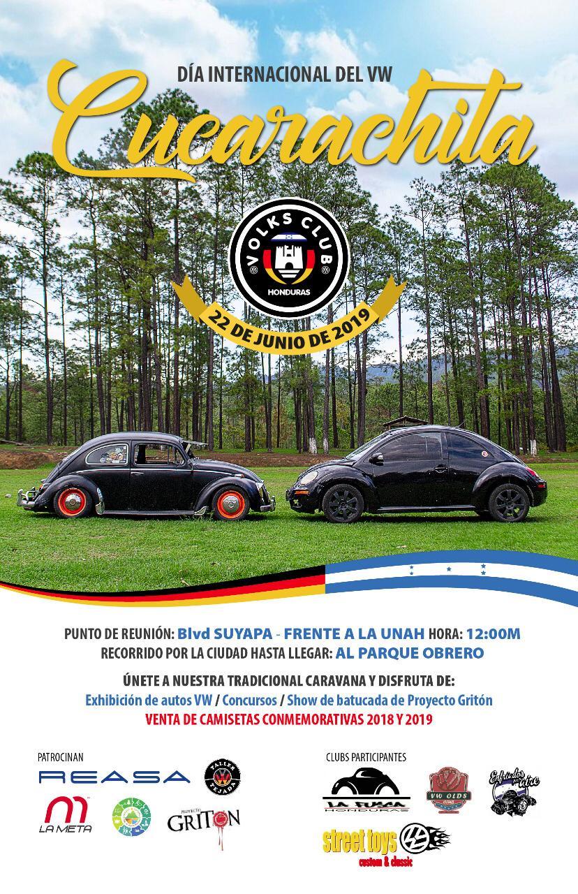 Fuente: Volks Club Honduras