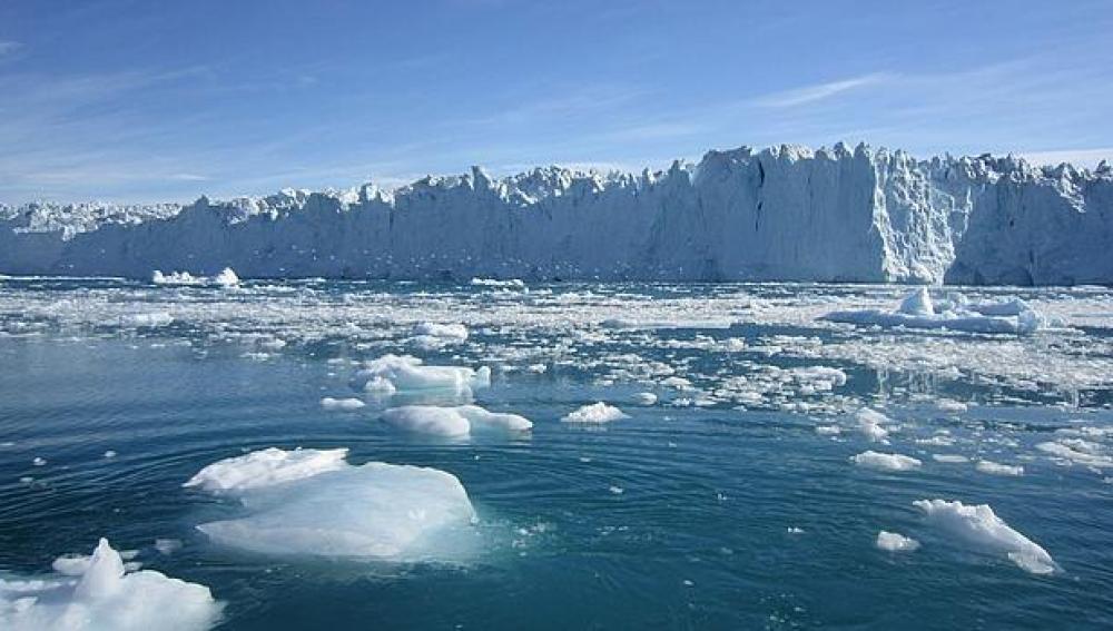 Resultado de imagen para groenlandia hielo millones toneladas